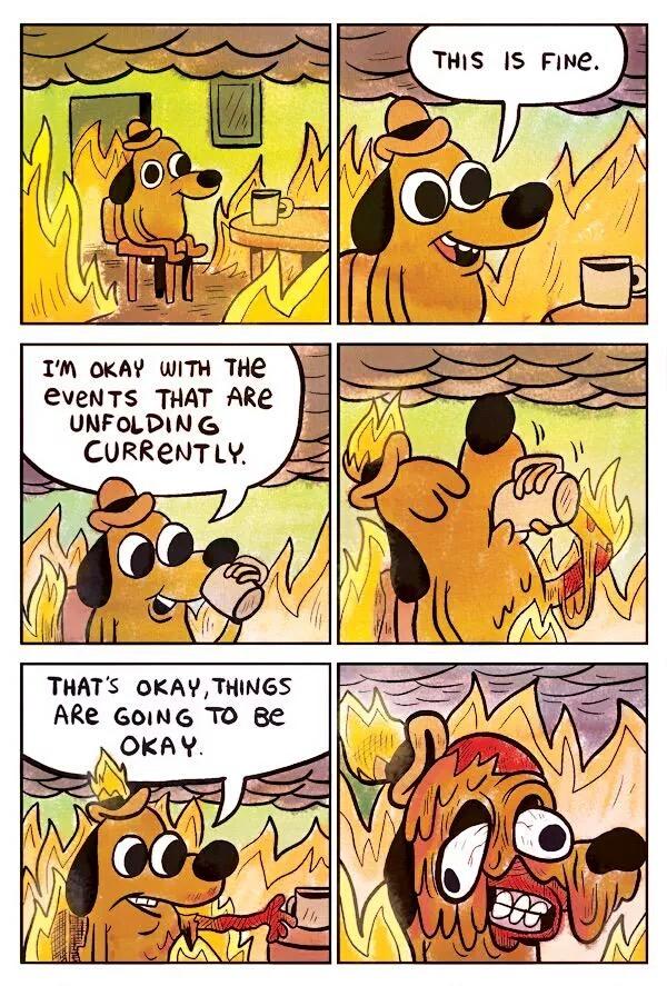 College in a nutshell - meme