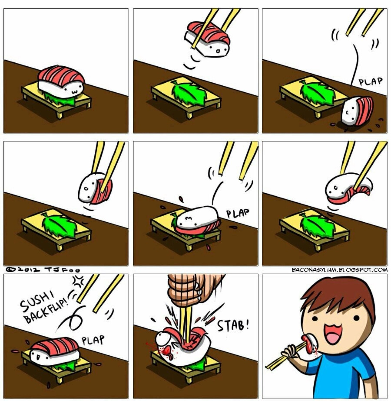 difícil comer essa delícia - meme