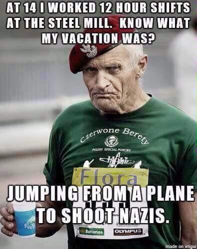 Nazis! - meme