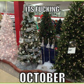 Not even Halloween stuff, guess we skipped that holliday