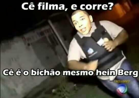 CEEEE É O BICHÃO MESMO! - meme