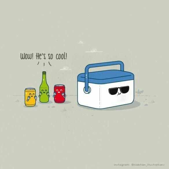 Cooler than you - meme