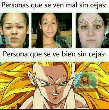 Sin Cejas - meme