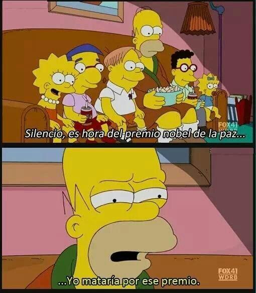 Homer si que sabe - meme