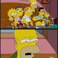 Homer si que sabe
