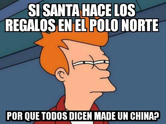 Santa Claus - meme