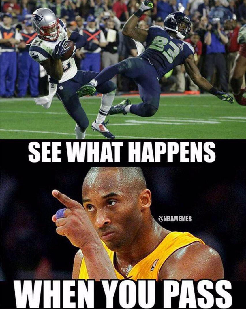 Kobe warned us - meme