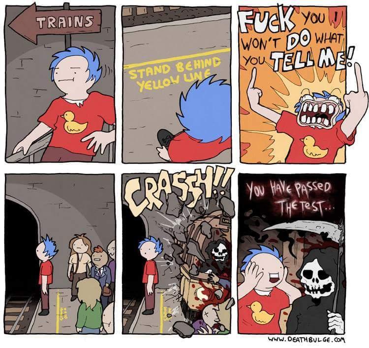 TRAINS! - meme