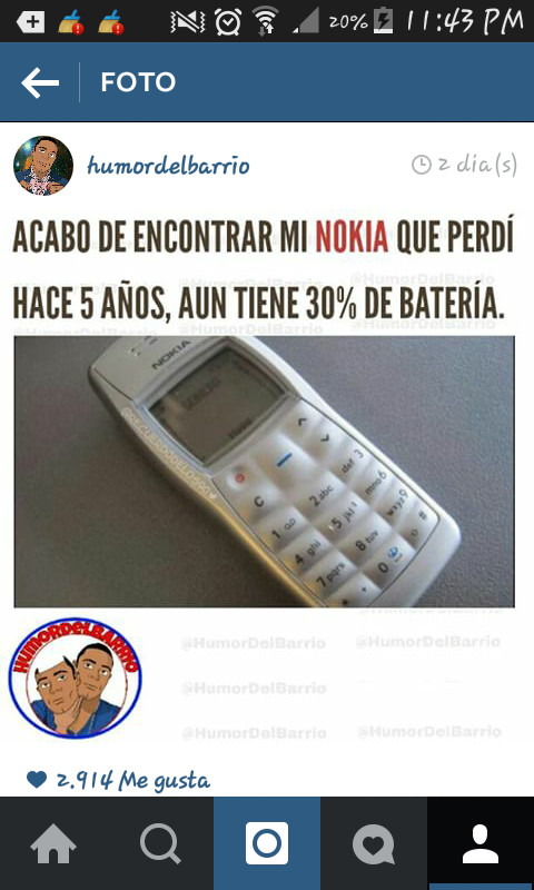 Nokias xD - meme