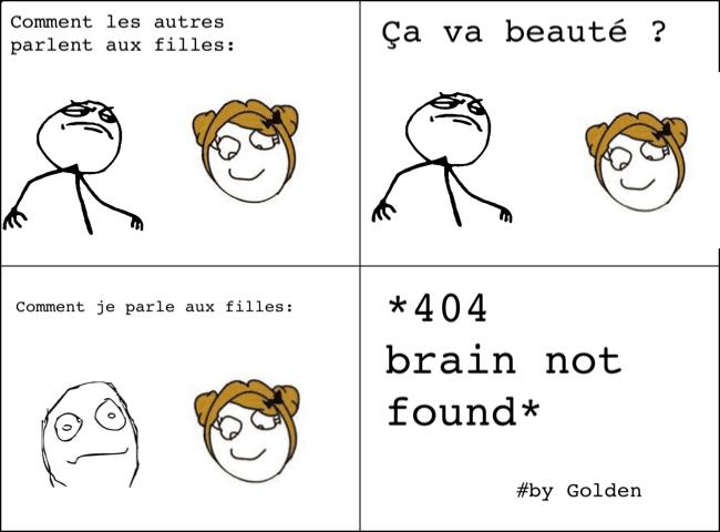 Erreur 404 - meme