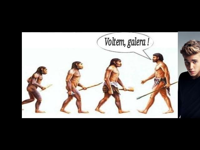 fim da evolução humana - meme