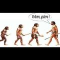 fim da evolução humana