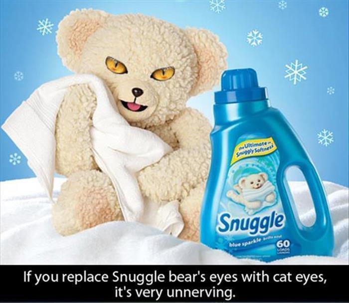 No more snuggles - meme