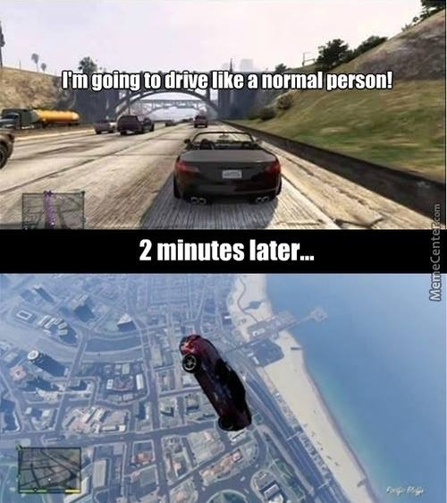 Gta in shellnut - meme