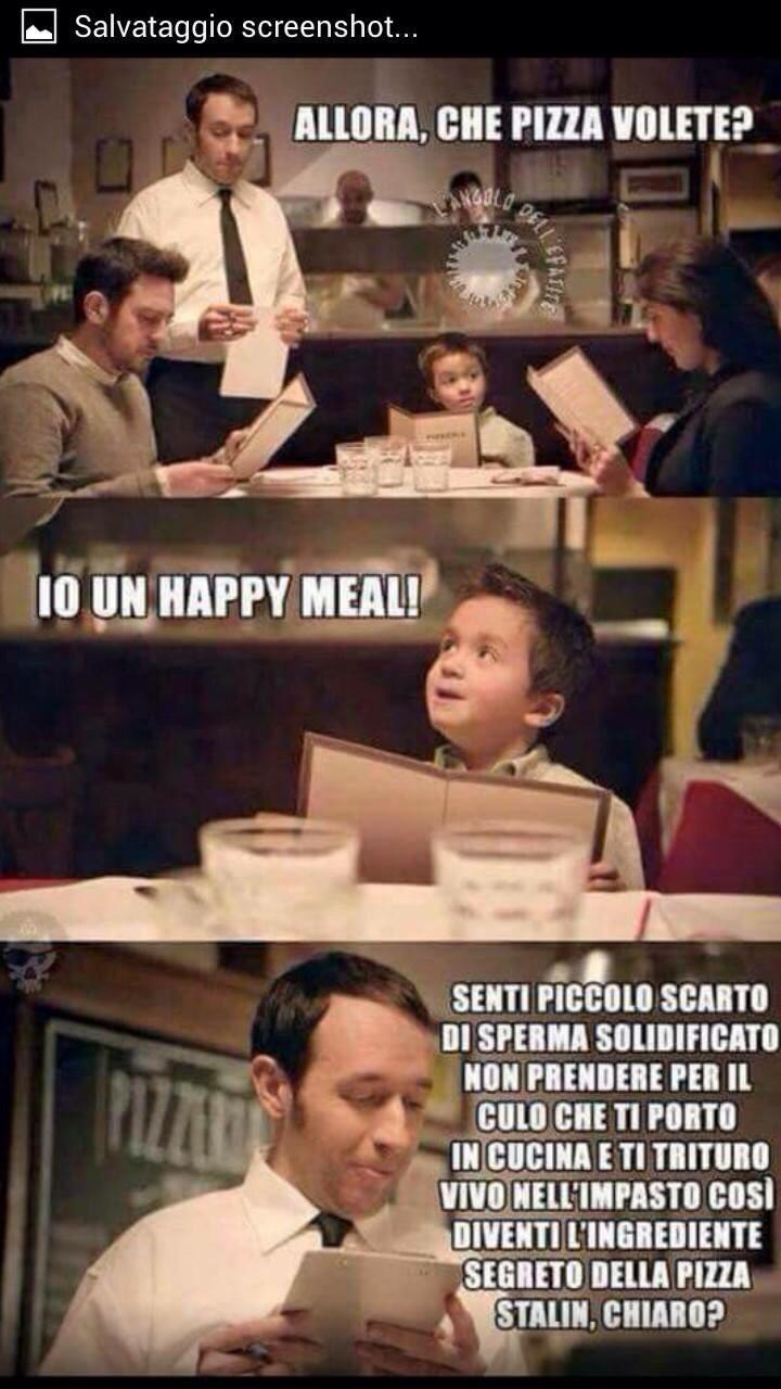 Hippy meal - meme