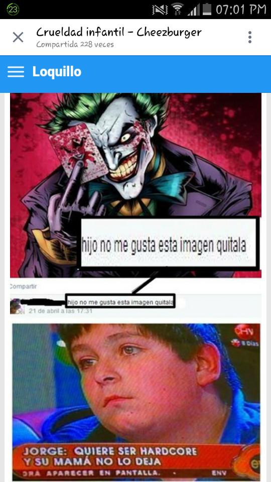 Maldad - meme