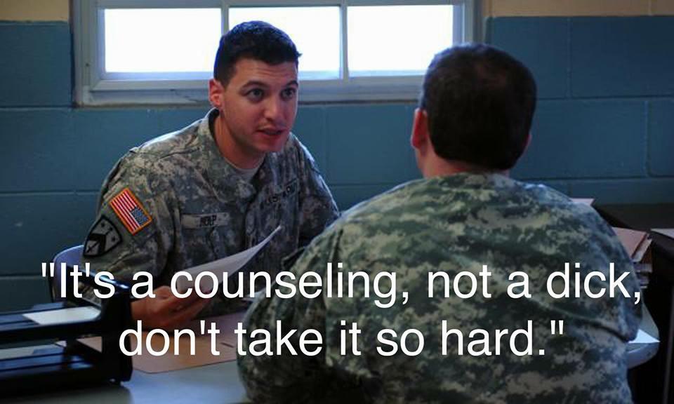 Says every Sr. NCO - meme