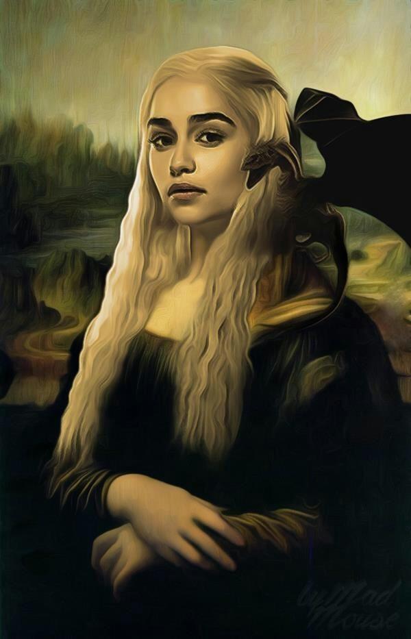 Mona Leesi - meme