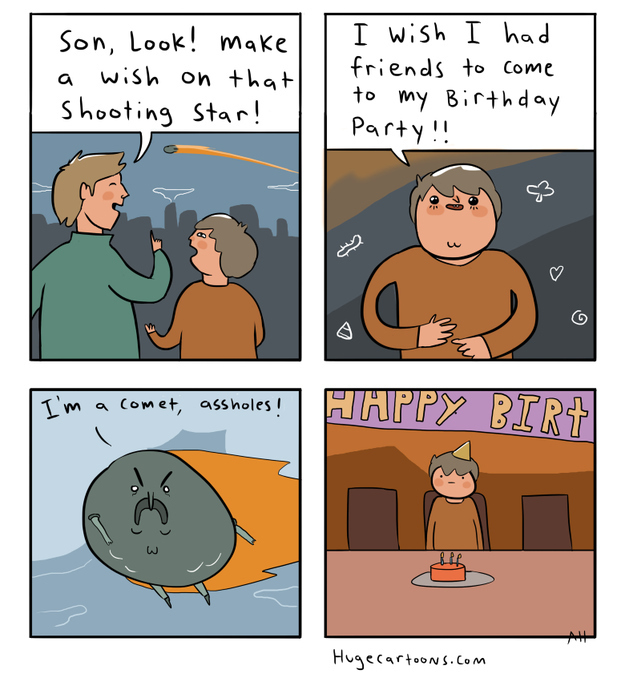 Such as a wish... - meme