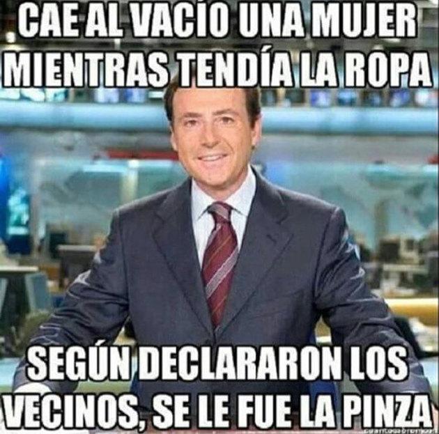 Matías Prats es un loquillo - meme