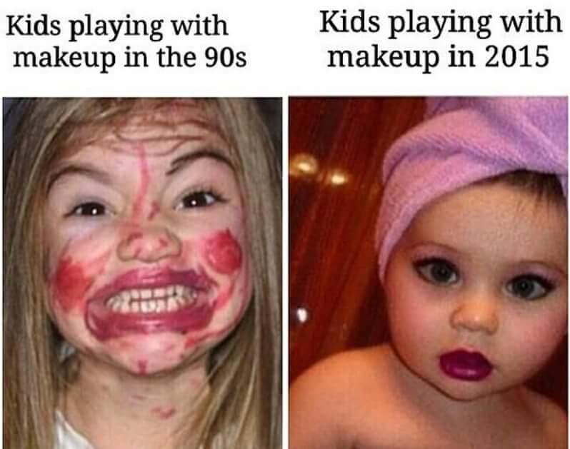Well, that's creepy! - meme