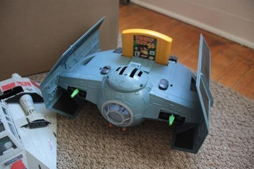 Nintendo 64 custom........SHUT UP AND TAKE MY GALACTIC MONEY - meme