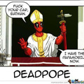 deadpool pope