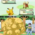 No me suelo reir conmemes de pokemon, pero este está bueno