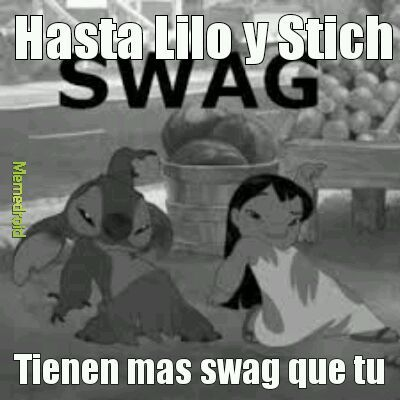 mucho swag - meme