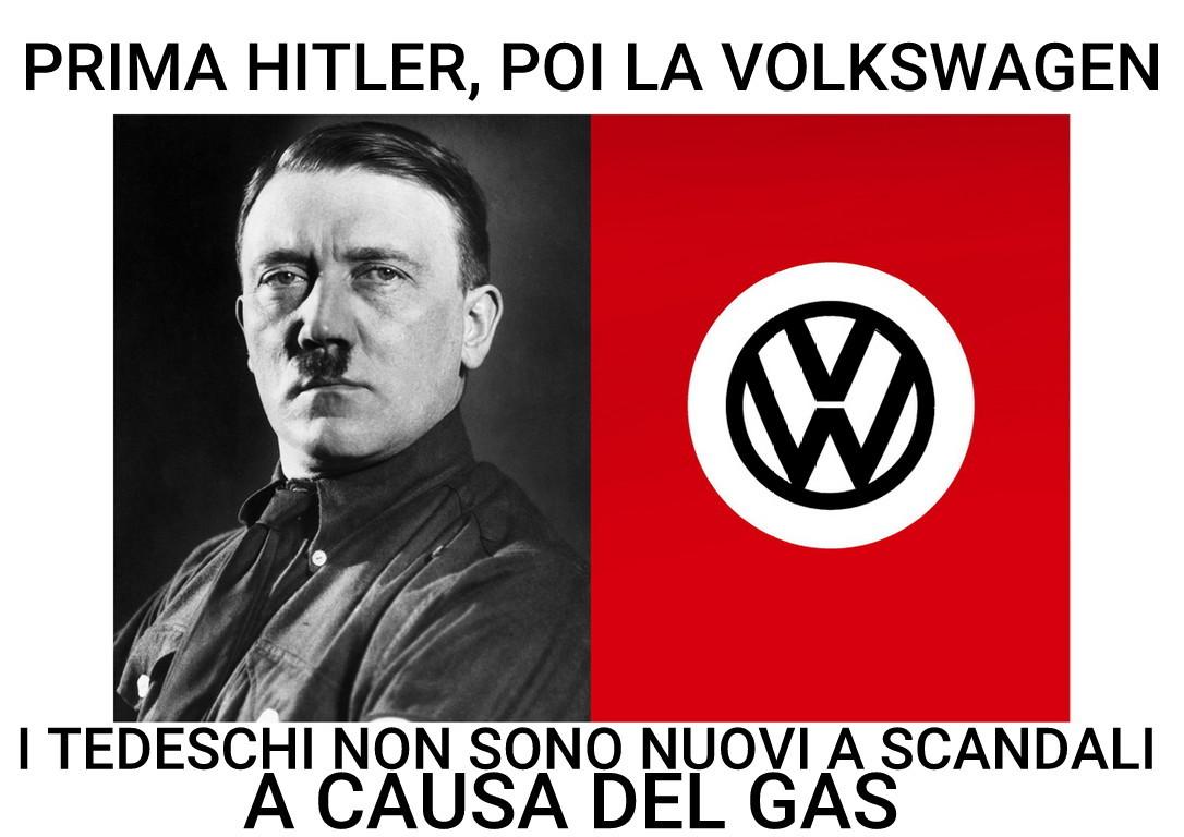 """Upvote solo perché ho scritto """"Volkswagen"""" in modo corretto - meme"""