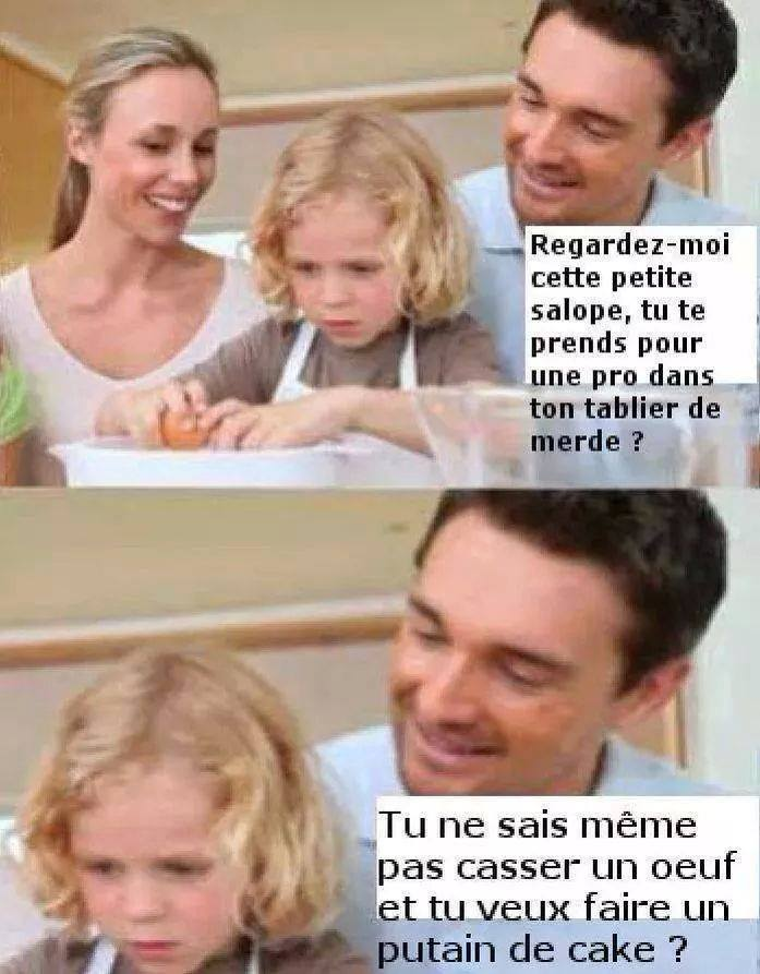 Mes souvenirs d'enfance - meme