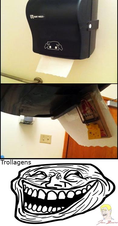 Trollagem #5 - meme