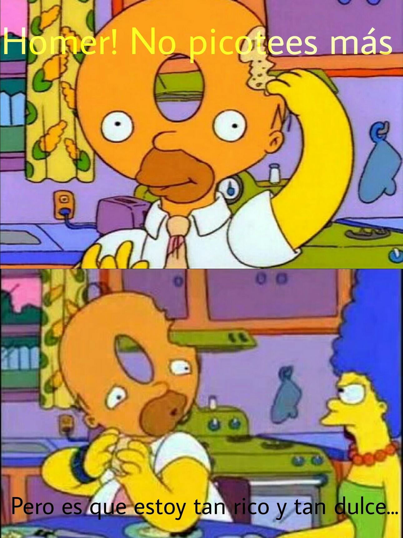 Homer xd - meme