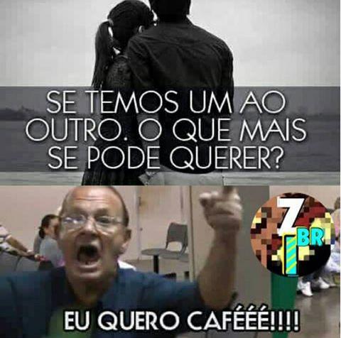 EU QUEROO CAFEEE - meme