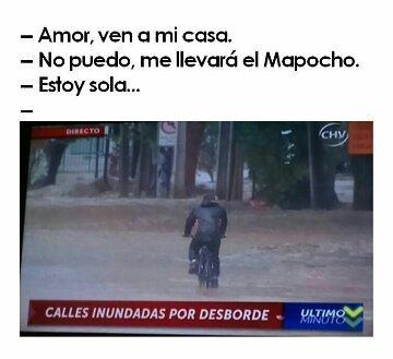 Santiago - meme