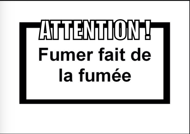 Attention - meme