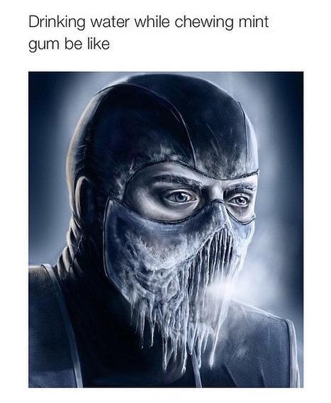 So cold - meme