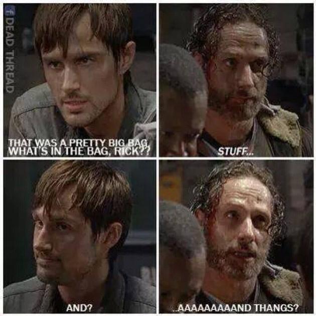 Rick.... - meme