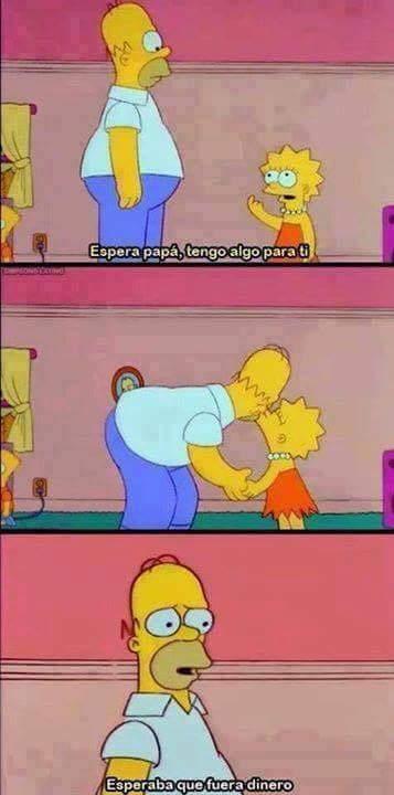 Estúpido y sensual Homero... - meme