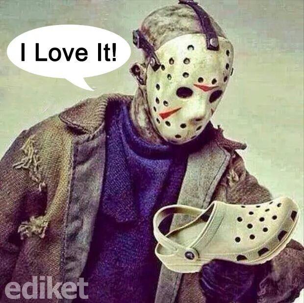 Oh Jason - meme