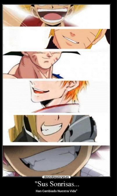 Animes - meme