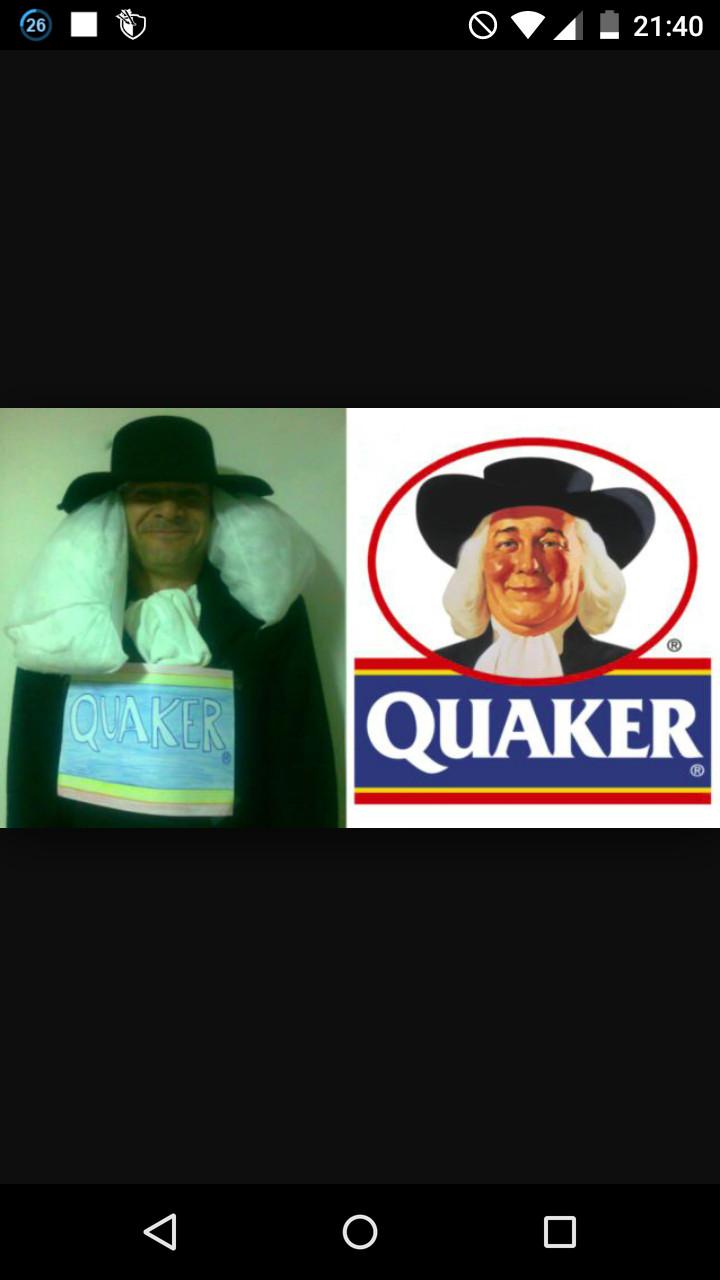 Quaker - meme