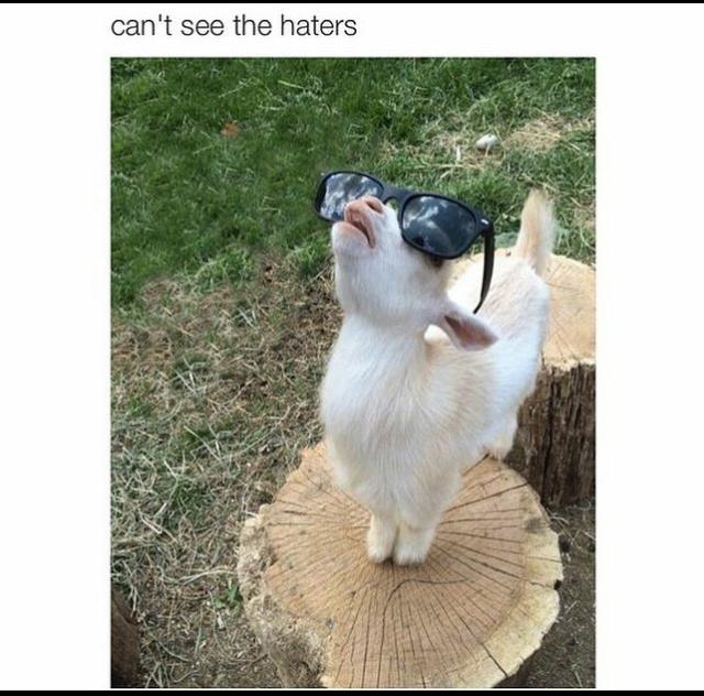 Can't see 'em - meme