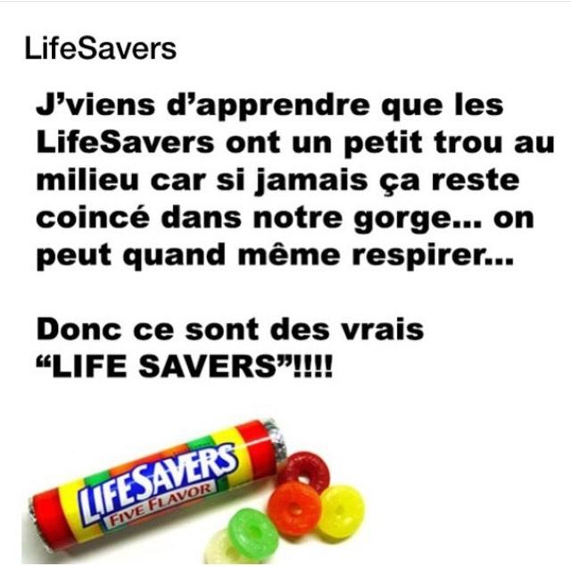 so hardcore !! LIFE SAVERS !! - meme