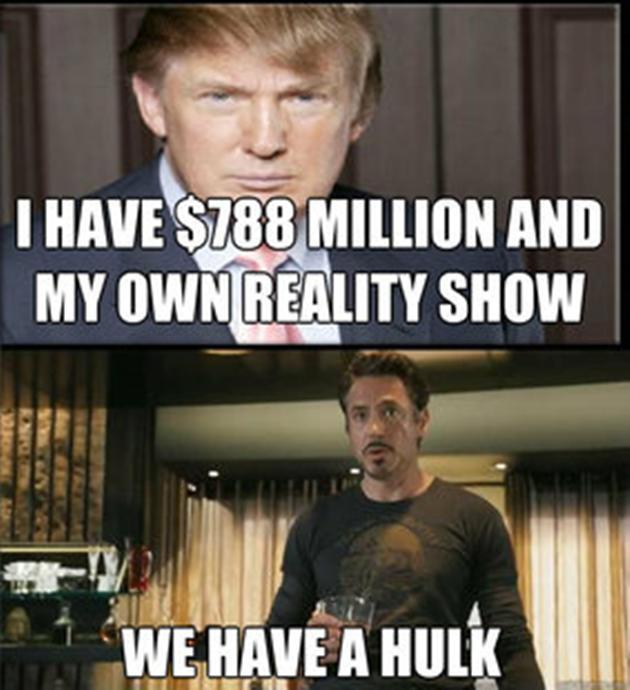 Stark - meme