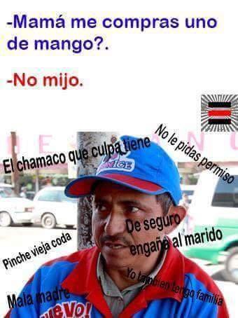 Mangos - meme