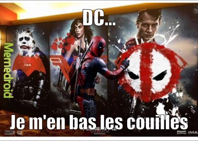 Deadpool, mon dieu - meme