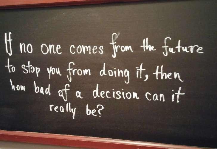 Wise words... - meme