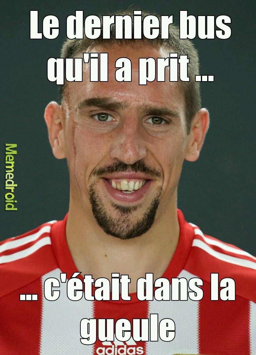 Ribéry - meme