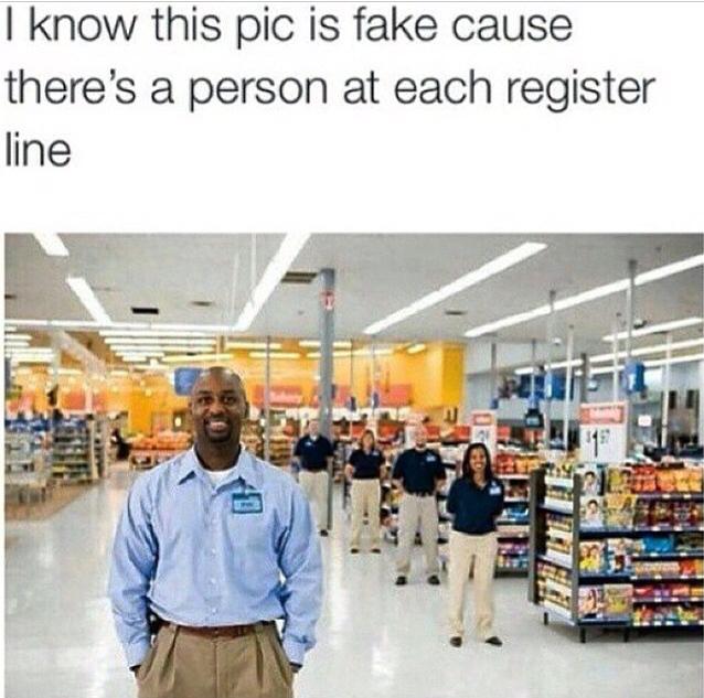 Why you do dis Walmart? - meme